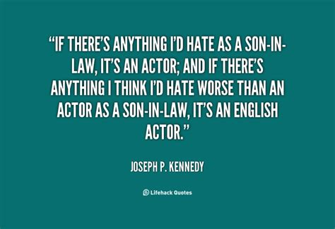 Son Law Movie Quotes