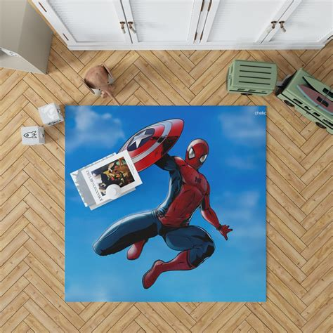The Living Room War Definition by Captain America Civil War Spider Bedroom Living