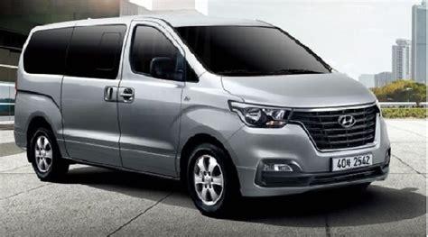 Modifikasi Hyundai H1 by Hyundai H1 2018 Menawarkan Kenyamanan Bagi Penumpangnya