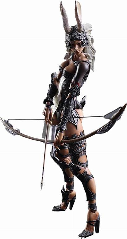 Fran Fantasy Final Collectible Xii Sideshow Figure