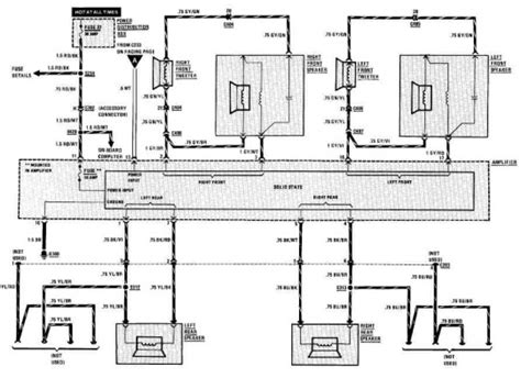 e12 bmw electrical schematics e12 bmw electrical schematics