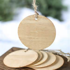 unfinished wood round laser cut ornaments christmas ornaments christmas and winter holiday