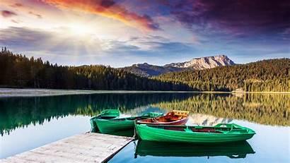 Hdr Lake Mountain Widescreen Desktop Pc Wallpapers