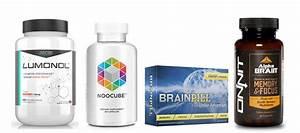 Top 10 Brain Supplements