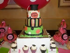 High School Graduation Party Cake Ideas