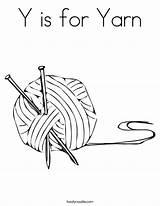 Coloring Yarn Twistynoodle Built California Usa sketch template