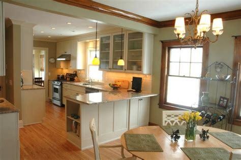 cuisine cosy la cuisine ouverte sur la salle à manger 55 photos