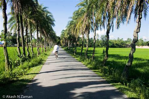 stock photo  bangladesh beautiful village
