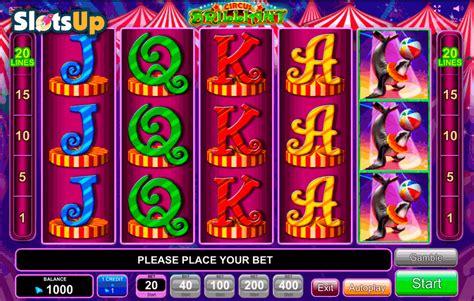 Circus Brilliant Slot Machine Online ᐈ Egt™ Casino Slots