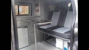 Nissan Nv200 Compact Campervan  Self Build  Small Camper
