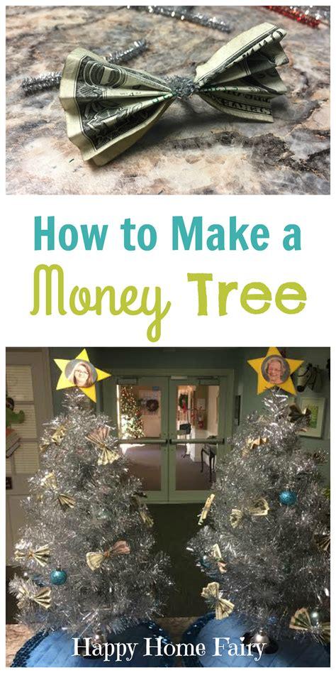 How To Make A Money Tree  Happy Home Fairy