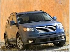 Safest cars Subaru Tribeca 29 CNNMoneycom
