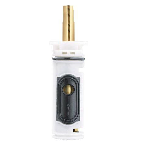 how to replace cartridge in moen kitchen faucet moen posi temp pressure balanced shower cartridge 1222