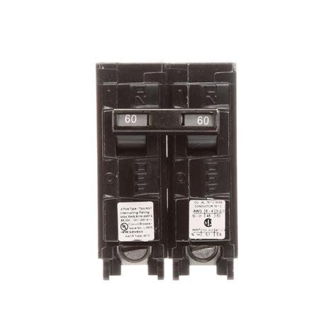 Siemens Amp Pole Hqp Circuit Breaker Qhh