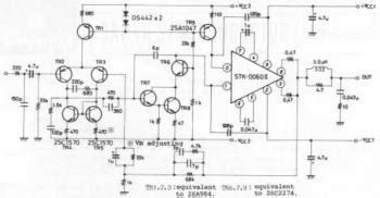 Stk Amplifier