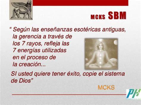 Gerencia Espiritual De Los Negocios Mcks