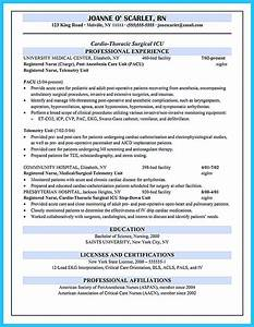 high quality critical care nurse resume samples With icu rn resume