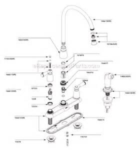 moen ca87000srs parts list and diagram