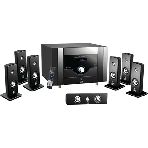 pyle pt798sba 7 1 channel home theater system with