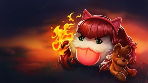 annie poro wallpapers hd league  legends wallpapers