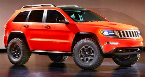 2020 Jeep Grand Cherokee Concept Review