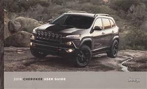 2018 Jeep Cherokee User Guide Owner U0026 39 S Manual Original