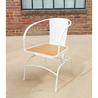 retro chair kmart essential garden felix retro bistro 2pk chairs white
