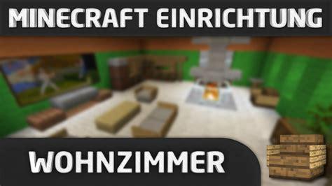Minecraft Moderne Häuser Einrichten by Minecraft Einrichtung Wohnzimmer