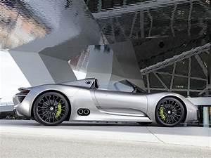 Porsche 918 Spyder Concept '2010 HD Wallpaper | Background ...