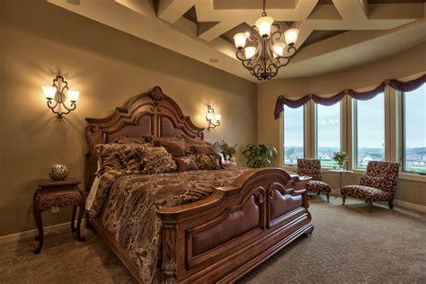 street  dreams tuscan villa mediterranean bedroom