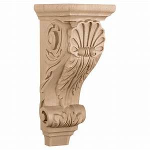 Solid Wood Corbels Architectural Millwork