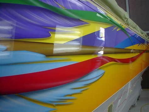 Boat Graphics Paint by Guardado Marine Paint Custom Boat Painting Marine