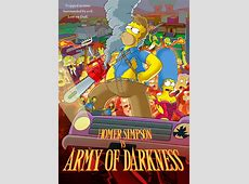 Homer Simpson vs Army of Darkness The Mary Sue