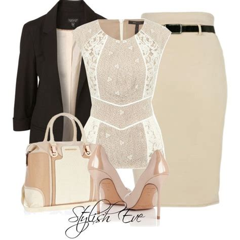 fancy polyvore combinations    formal event