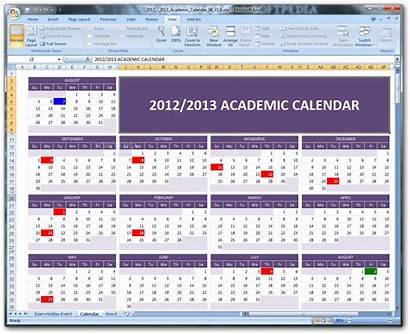Calendar Academic Screenshot Screenshots Template Softpedia