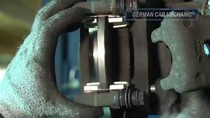 Opel Zafira A  U0026 B    How To Rear Brake Replacement