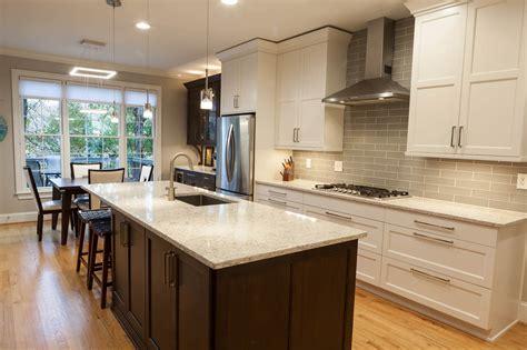 white contemporary kitchen cheryl pett design