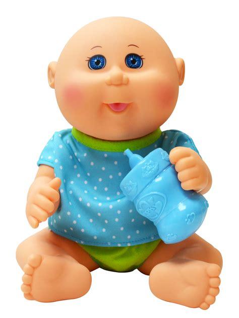 Cabbage Patch Kids 11 Drink N Wet Newborn Blue