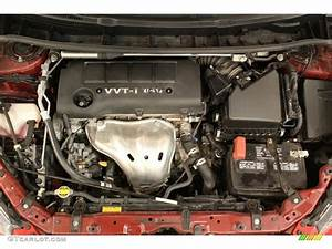 2009 Pontiac Vibe Gt 2 4 Liter Dohc 16v Vvt