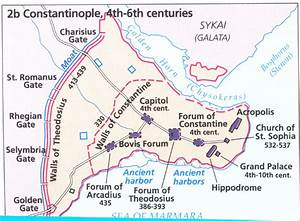 City of Constantinople