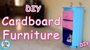 Cardboard, Furniture, U2013, Ana