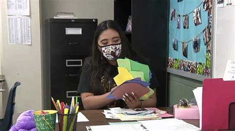 Teacher Spotlight: Antonia Alderete, Briscoe Middle School