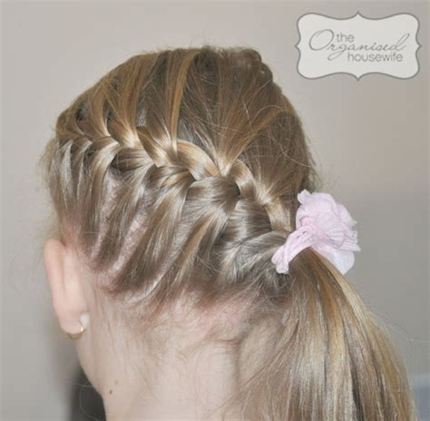 Hairstyles For School by Hairstyles For School The Organised