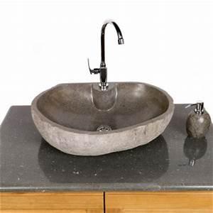 Waschbecken 30 Cm Durchmesser : naturstein waschbecken 30 cm rundum poliert ~ Sanjose-hotels-ca.com Haus und Dekorationen
