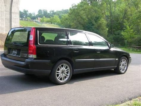 Volvo V70 Wagon For Sale by Sell Used 2004 Volvo V70 2 5t Wagon 4 Door 2 5l Like S60