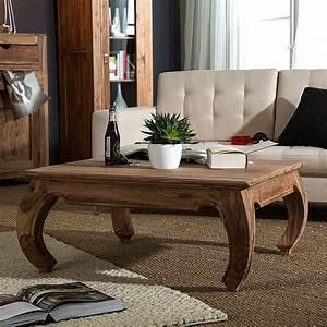 Couchtisch Quadratisch Holz : couchtisch indien opium sheesham holz natur quadratisch beistelltisch ebay ~ Buech-reservation.com Haus und Dekorationen