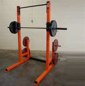 Squat Rack Pull Up Bar