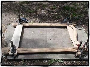 Cadre En Bois Flotté : un cadre en bois flottes milema arte ~ Teatrodelosmanantiales.com Idées de Décoration