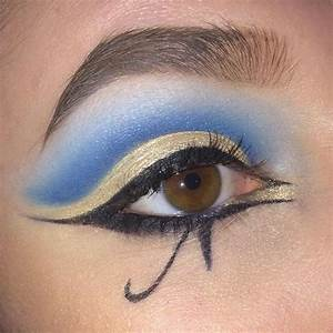 week 4 Egyptian makeup images- The eyeliner in this ...