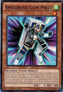 Speedroid Gum Prize   Yu-Gi-Oh!   FANDOM powered by Wikia  Yugioh